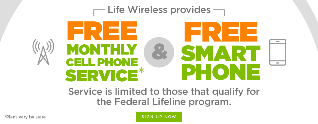 Get Your Free Government Smart Phone From Life Wireles - Apply Today